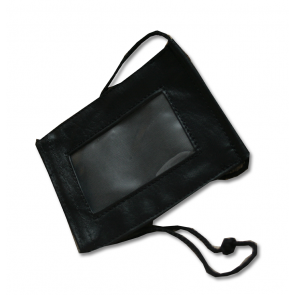 Leather Badge/ID Holder